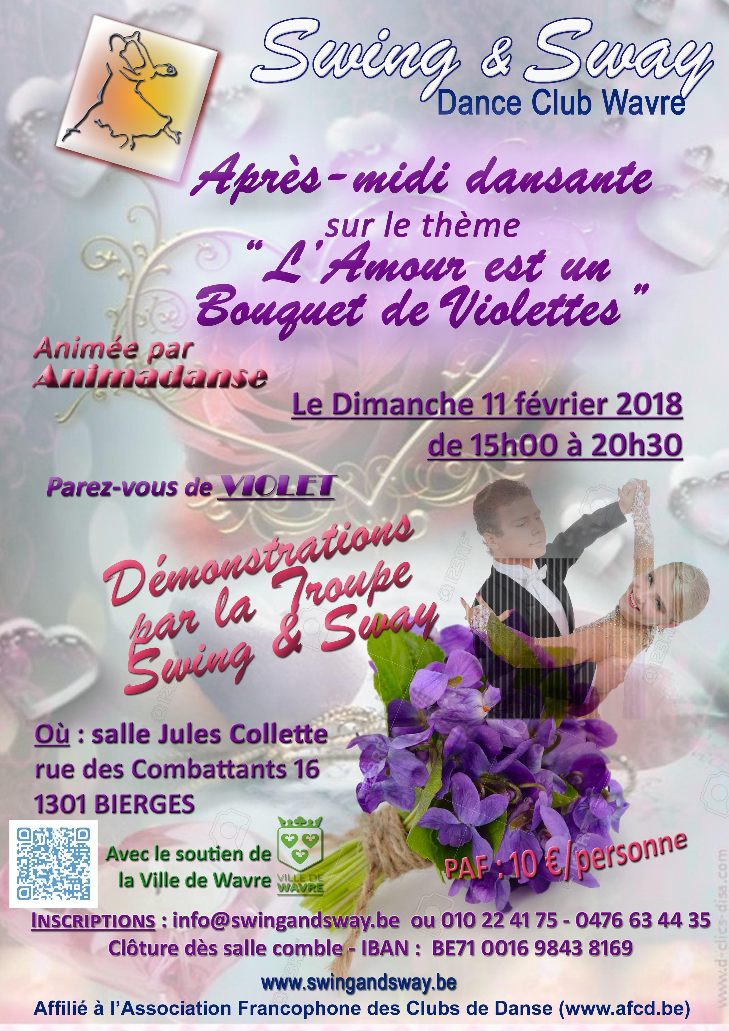 2018 02 11 Thé dansant Photos